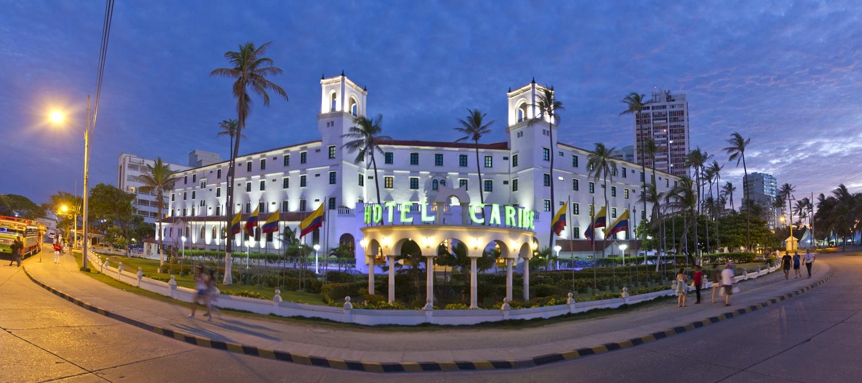 Hotel Caribe Cartagena de Indias Front